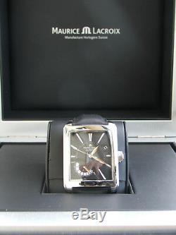 Maurice Lacroix Montre automatique Suisse Modèle Pontos Reserve de Marche