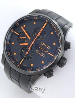 Mido Multifort Day-Date Automatique Montre pour Homme Chronographe