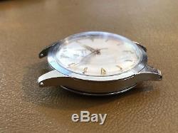 Montre Ancienne/Vintage Automatique ALPINA calibre 584 Incabloc