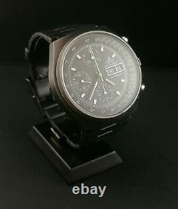 Montre Ancienne Vintage Watch 80's Meister Anker Valjoux 7750 Automatique