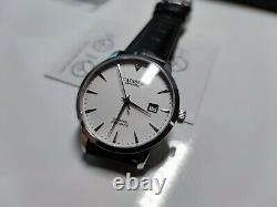 Montre Automatique CADISEN C8097 Cadran Blanc Miyota 9015 NEUVE