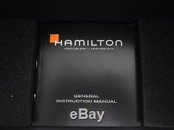 Montre Automatique Hamilton PAN EUROP (neuve de collection)