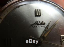 Montre Automatique MIDO OCEAN STAR Powerwind. Années 1950 / 1960