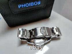 Montre Automatique PHOIBOS PY007B SUBMARINER Comme Neuve
