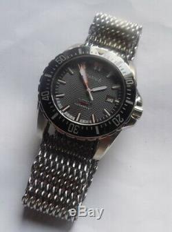 Montre Automatique Parnis Pa 6007 En Excellent Etat Deux Bracelets