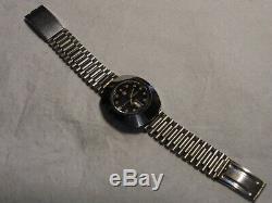 Montre Automatique Rado Diastar Homme Mouvement Automatic Boitier Acier Watch