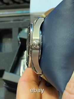 Montre Automatique Spinnaker Fleuss, Noir, 43 mm, 15 atm, SP-5055-01