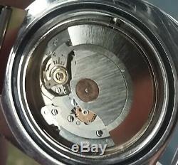 Montre Automatique YEMA SOUS MARINE. Mvt FE 36 11. Années 60/70. TBE