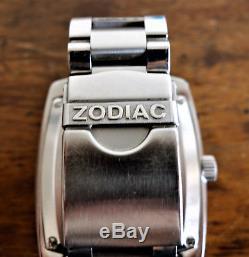 Montre Automatique ZODIAC ASTROGRAPHIC. Réédition Limitée 2007. EXCELLENT ÉTAT