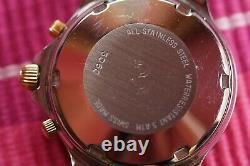 Montre Chronographe automatique Valjoux 7750 Pierre Bonnet, Ref. 3060 années 80