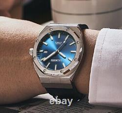 Montre De Luxe Homme Automatique En Métal / Design Man Automatic Watch