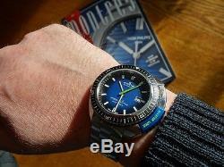 Montre Diver Automatique EDOX HydroSub 50ème anniversaire
