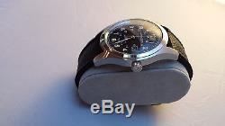 Montre Hamilton Khaki automatique, swiss watch, ETA 2824-2