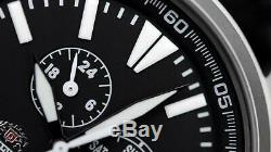 Montre Homme Automatique Orient Defender FET0N001B Orient Automatic men's watch