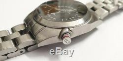 Montre Homme Dior Automatique Ciffre Rouge 36mm pour petit poignet