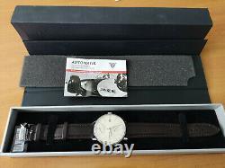 Montre Homme JUNKERS Iron Annie Bauhaus 5060-5 41mm Automatique