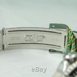 Montre Homme Rolex Submariner No Dial Cadran Noir Automatique 14060 MINT Condi