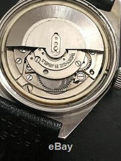 Montre Homme Tissot PR 516 Acier Mecanique Automatique Swiss Cal. 784/2