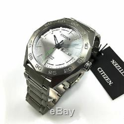 Montre Homme automatique Citizen Eco-Drive AW0060-54A Men's Super Titanium Calen