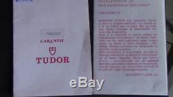 Montre Homme automatique TUDOR Prince Oysterdate by Rolex Acier Or boite papier
