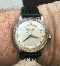 Montre IWC automatique calibre 853 international watch Schaffhausen