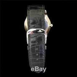 Montre Jaeger LeCoultre Ultra Thin Master Or rose 18k Automatique de 2009