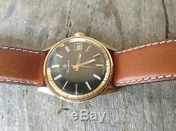 Montre LIP DAUPHINE automatique Calibre R147 idem HIMALAYA, 1968 anthracite dial