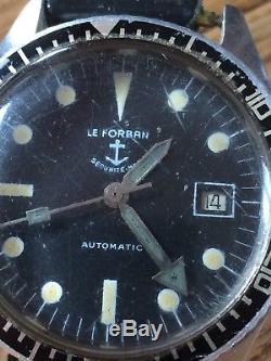 Montre Le Forban Automatique