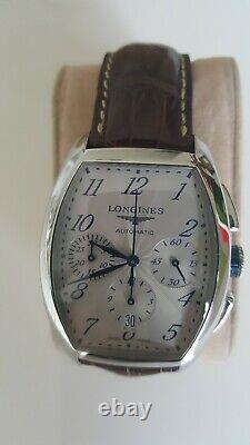 Montre Longines Evidenza chrono automatique