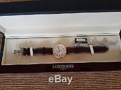 Montre Longines Master Automatique Or Rose 18K / Automatic Watch Solid Rose Gold