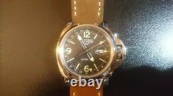Montre Marina Militare Gmt Watch Automatique