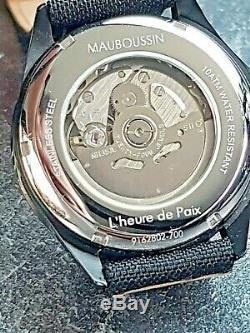 Montre Mauboussin Automatique pour Homme l'heure de paix
