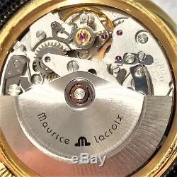 Montre Maurice Lacroix automatique chronographe valjoux 7750
