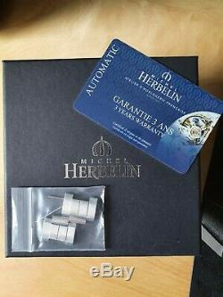 Montre Michel Herbelin Cap Camarat Automatique Cadran Bleu