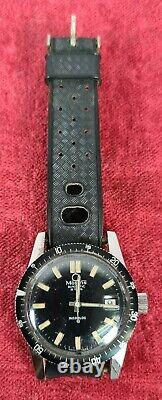 Montre Monvis Automatique. Incabloc. 25 Rubis. Acier Inoxidable. Vers 1960