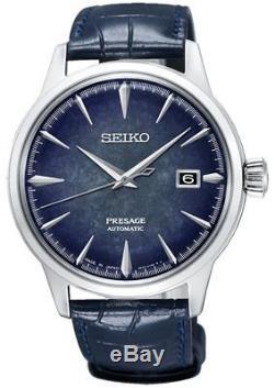 Montre SEIKO Homme Présage SRPC01J1 Automatique édition limitée