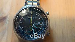 Montre SEIKO chrono vador 1970 40 mm automatique