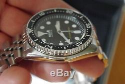 Montre Seiko 200m Automatique Diver's Skx007k2