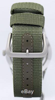Montre Seiko 5 Sports automatique militaire SNZG09K1 SNZG09 SNZG09K hommes