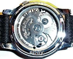 Montre Seiko 5 modèle 7S26-02J0 automatique
