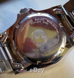 Montre Seiko Automatique SKX031 7S26-0040