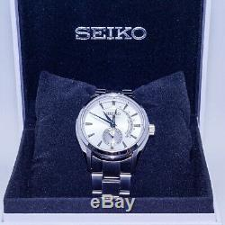 Montre Seiko Presage homme automatique bracelet acier