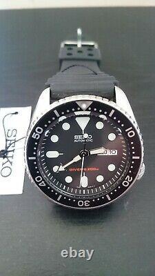 Montre Seiko SKX007K1 Scuba Diver's 200m automatique