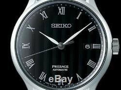 Montre Seiko automatique collection Présage, SRPC81J1, verre saphir