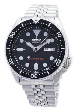 Montre Seiko automatique plongeurs SKX007K2 SKX007K SKX007 masculine