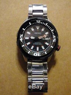 Montre Seiko de plongée automatique Baby Tuna SRP229K1