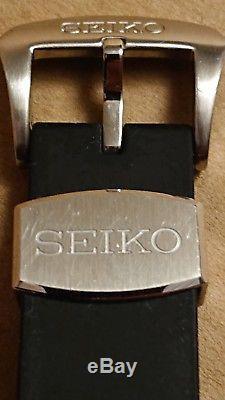 Montre Seiko de plongée automatique Turtle SRP 777