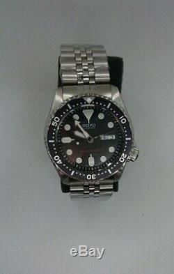 Montre Seiko plongée homme 200m Scuba Divers Automatique 7s26-0020