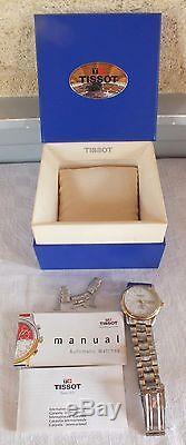 Montre Tissot Automatique Seastar II jour date watch