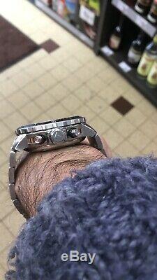 Montre Tissot seastar chronograph automatique
